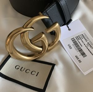 Gucci Gold Brass Collection 75cm